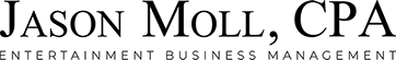 CPA for Musicians | Jason Moll, CPA Logo